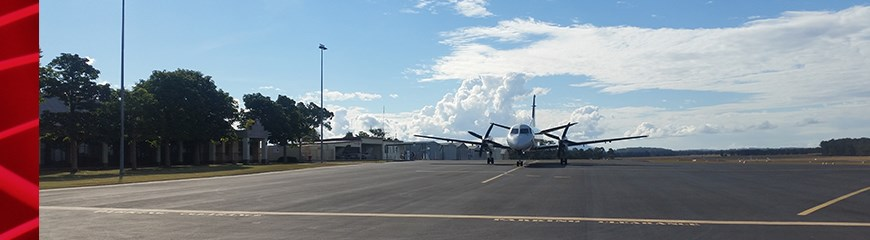 Banner_Taree Airport